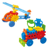 Playgo Set de construcción de helicóptero/camión Little Engineer 2022