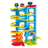 Playgo Aparcamiento Tower City Deluxe 2806
