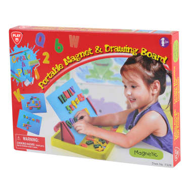 Playgo Table de dessin portable et magnetique 7328[2/2]