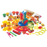Playgo Ensemble de pâte à modeler Deluxe Food 8580