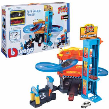 Burago Set de garaje de coches Street Fire 1:43 18-30361[2/3]