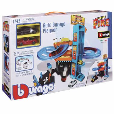 Burago Set de garaje de coches Street Fire 1:43 18-30361[3/3]