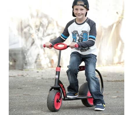 hauck besta kinderroller roller scooter tretroller mit sitz vintage t85002 ebay. Black Bedroom Furniture Sets. Home Design Ideas