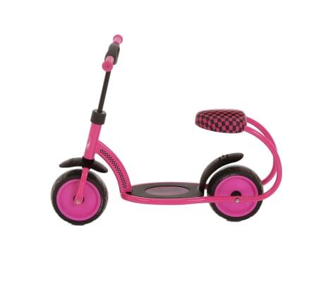 hauck besta roller scooter kinderroller tretroller mit sitz vintage t85004 ebay. Black Bedroom Furniture Sets. Home Design Ideas