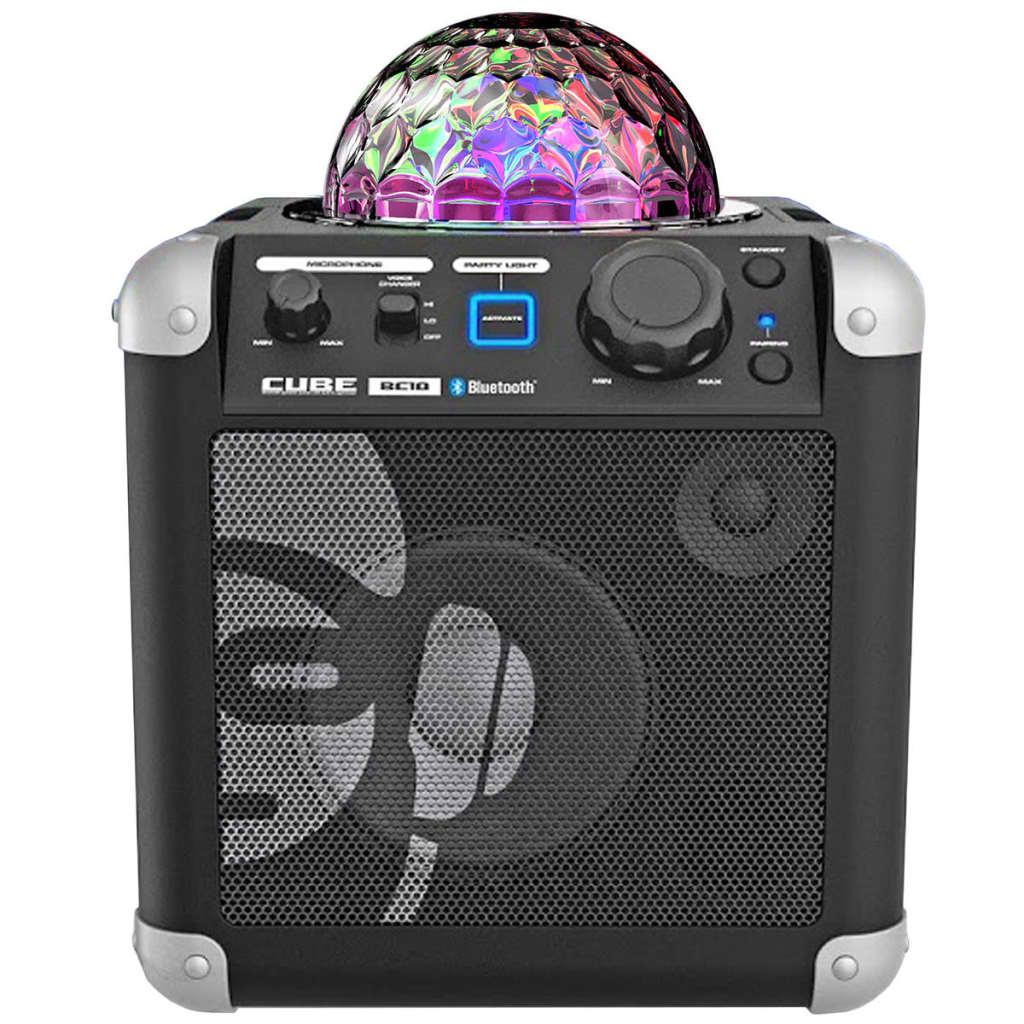 Afbeelding van iDance Bluetooth partyspeaker BC10 zwart IDAN352002