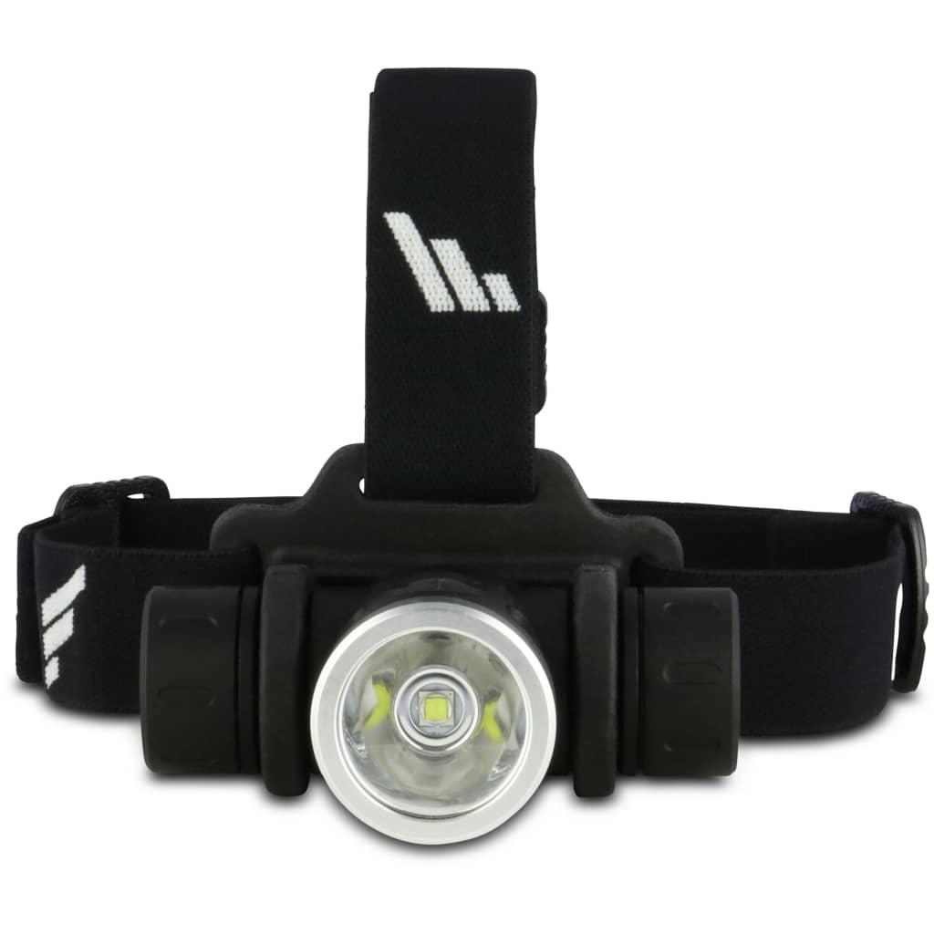99422464 FAVOUR Stirnlampe PROTECH Schwarz H1217
