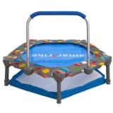 SmarTrike trampoline/ballenbak junior blauw 90 cm