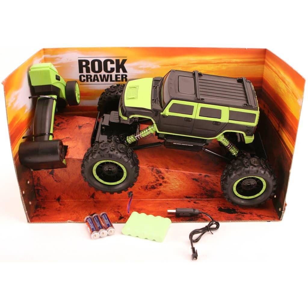 Basic Rock Crawler RC 4WD Rally Car USB Charger 1.14