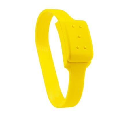 Citronella, Armband gegen Mücken - Gelb