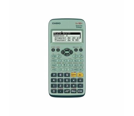 CASIO Calculatrice Fx 92+ College Scientifique Graphique et Formelle