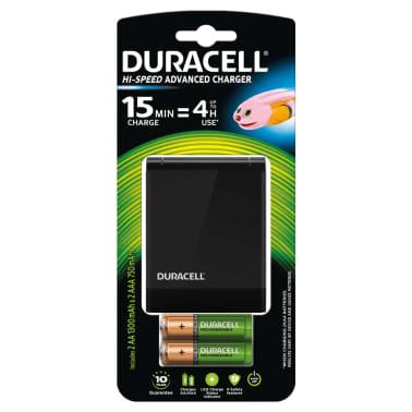 Duracell Batteriladdare Hi-Speed 15 min CEF27[1/2]
