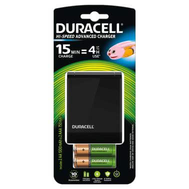 Duracell Batteriladdare Hi-Speed 15 min CEF27[2/2]