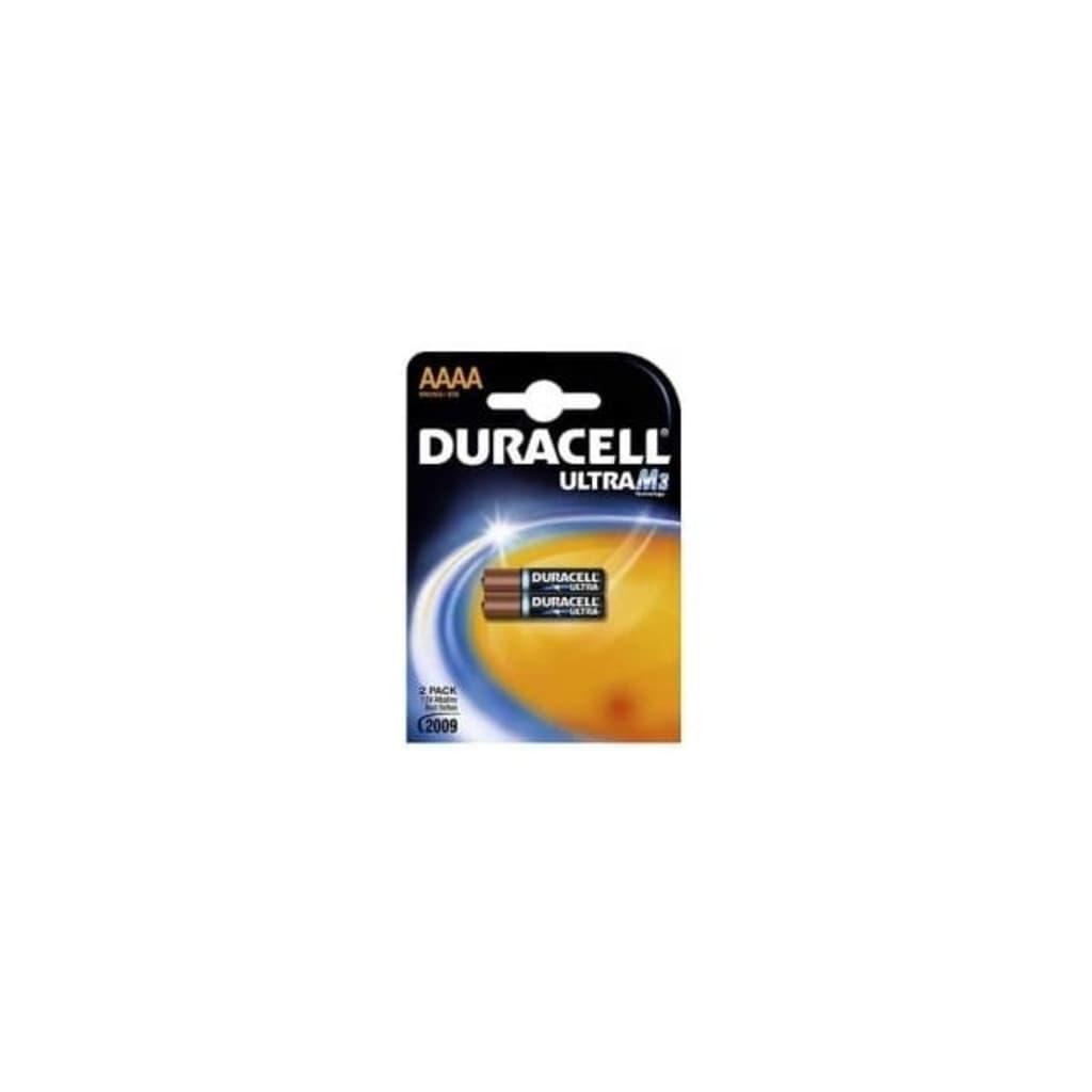 Duracell MX2500 Ultra M3 AAAA LR03