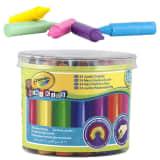 24 maxi crayons cire