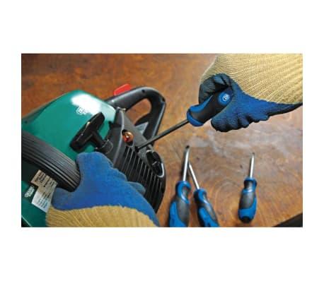 Draper Tools Jeu de tournevis 19 pièces Bleu 09548[5/8]