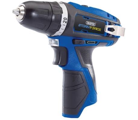 Draper Tools Perceuse rotative Storm Force 10,8V 25Nm