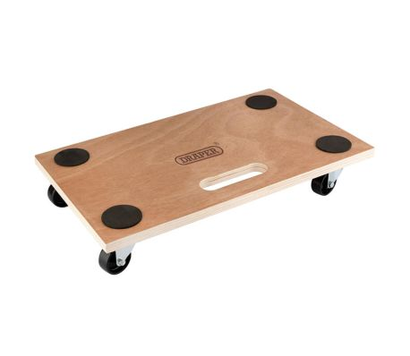 acheter draper tools chariot plate forme 150 kg contreplaqu 17987 pas cher. Black Bedroom Furniture Sets. Home Design Ideas