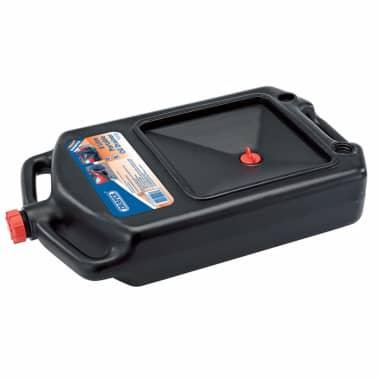 Draper Tools Bac de vidange à huile portable 8 L 22493[1/3]