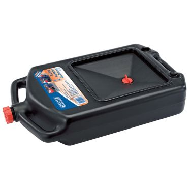 415153 Draper Tools Ölauffangkanister Tragbar 8 L 22493[1/3]