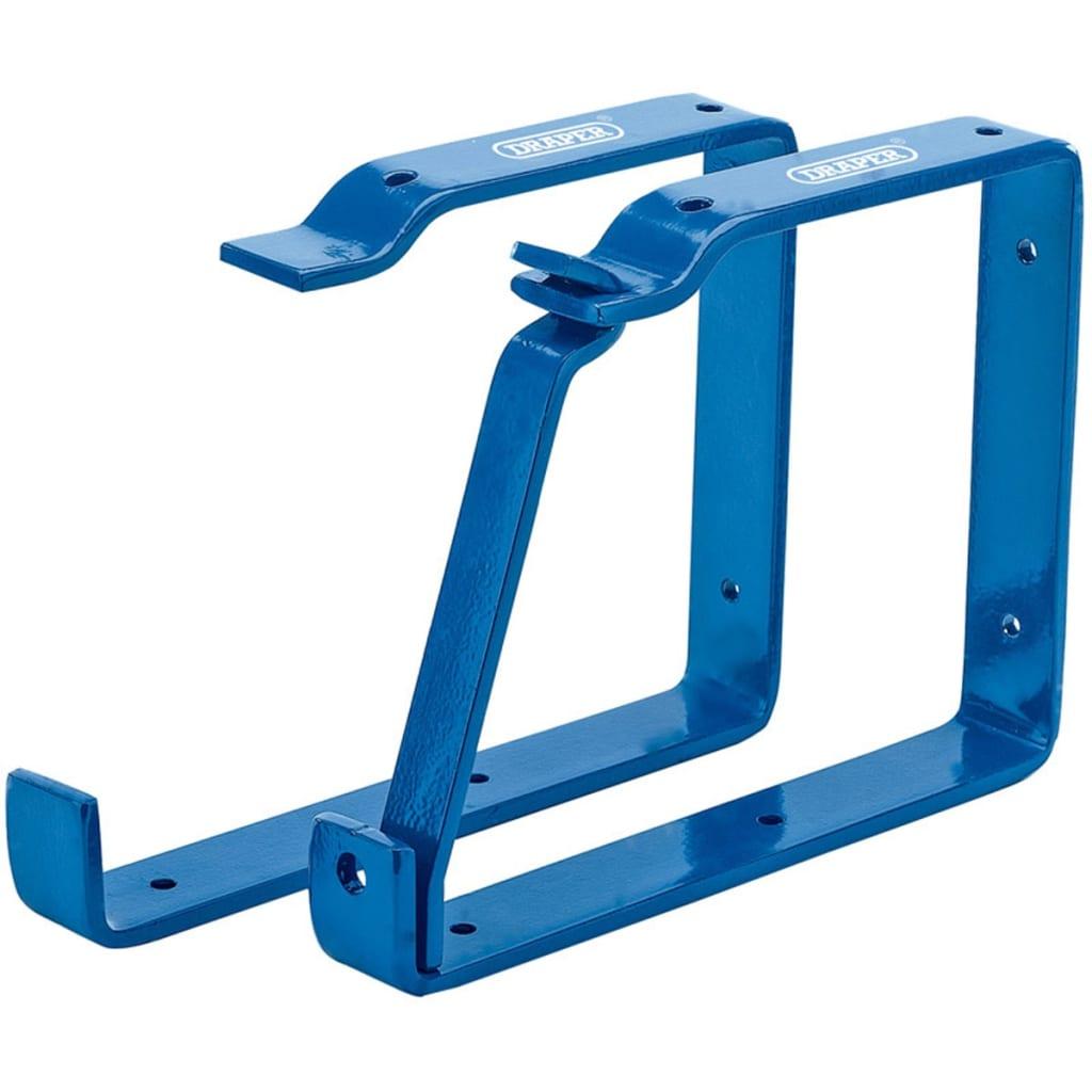 Draper Tools Suporturi depozitare scară universal blocabil 2 buc 24808 vidaxl.ro