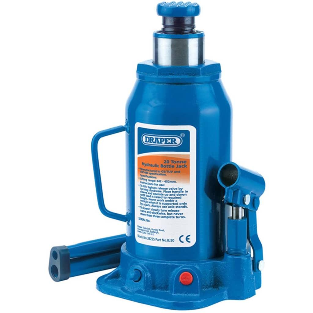 Afbeelding van Draper Tools Hydraulische potkrik 20 ton 39225