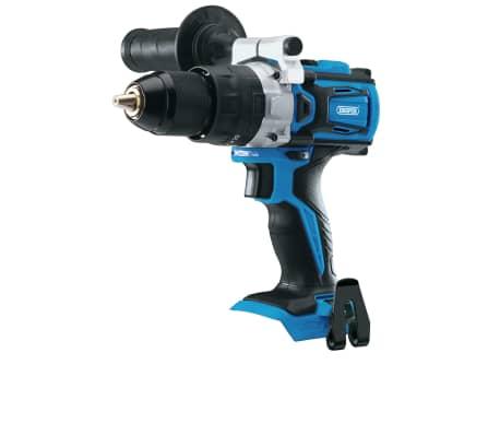 Draper Tools Perceuse combi sans balais D20 20V 60Nm