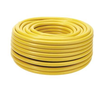 Draper Tools Wasserschlauch Gelb 12 mm x 50 m 56315