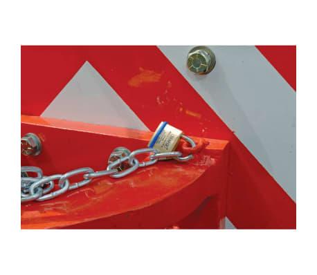 Draper Tools Vorhängeschloss mit 2 Schlüsseln Massivmessing 50 mm 64162[2/2]