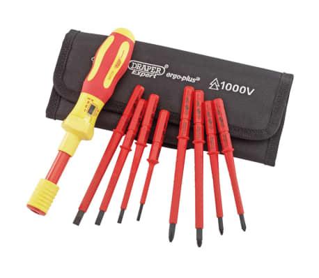 Draper Tools Jeu de tournevis dynamométriques VDE neuf pièces 65372