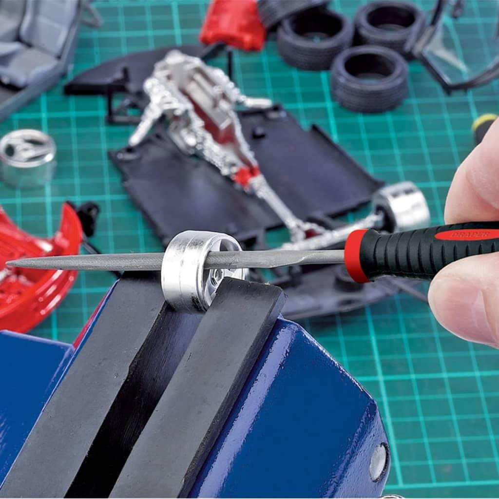 Draper Tools Naaldvijl set 16-dlg 68904