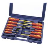 Draper Tools 11 Piece Insulated Screwdriver Set 1000 V 69234