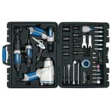Draper Tools Kit Attrezzi Pneumatici 50 pz