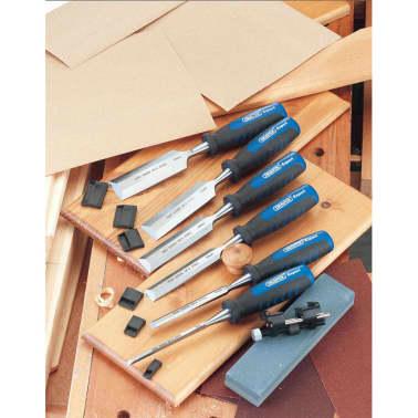 Draper Tools 8-tlg. Stechbeitel-Set 88605[2/2]