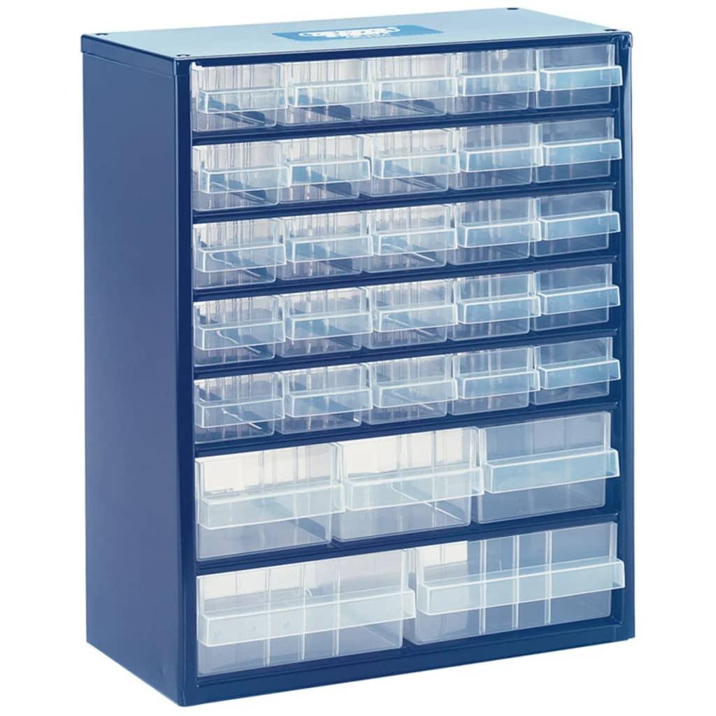 Afbeelding van Draper Tools Expert Organizer met 30 lades 30,7x15,2x37,2 cm 89470