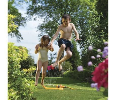 Hozelock Oszillierender Sprinkler Rechtecksprinkler 180 m² 2972P0000[6/7]