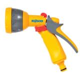 Hozelock Pistolet zraszający do węża ogrodowego Multi Spray, żółty