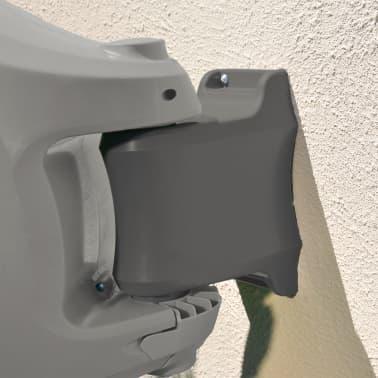 Hozelock Enrouleur de tuyau automatique 40 m Gris[4/5]
