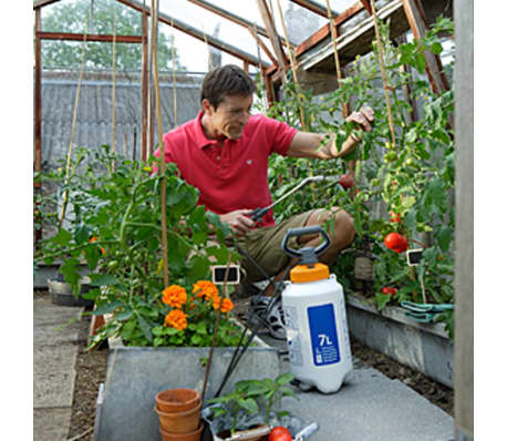 Hozelock drukspuit tuinsproeier 7 L[1/3]
