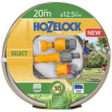 Hozelock Hose with 20 m Hose Garden Irrigation