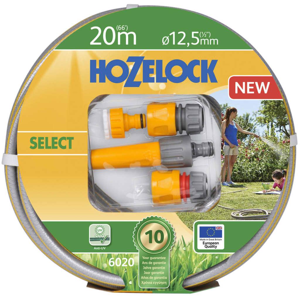 Hozelock Bewatering & irrigatie slang Incl. spuitpistool (20 m)