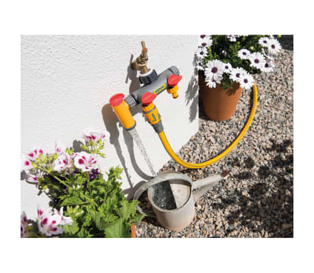 Raccord de robinet à 3 voies Flowmax Hozelock 2250 0000[3/3]