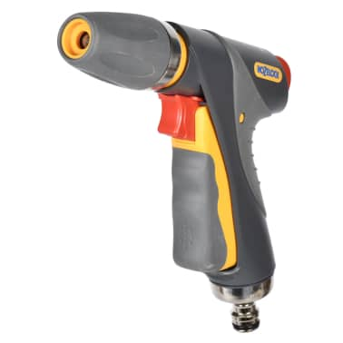 Hozelock Pistolet strumieniowy do węża ogrodowego Jet Spray Pro, szary[1/4]