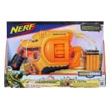 Grainé Doom Blaster avec des terres Négociateur 8 fléchettes Elite