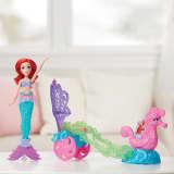 Disney Princess Ariel Doll Transport et Under the Sea