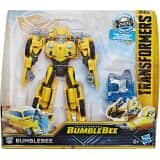Hasbro transformer Bumblebee jongens geel/bruin 15 cm