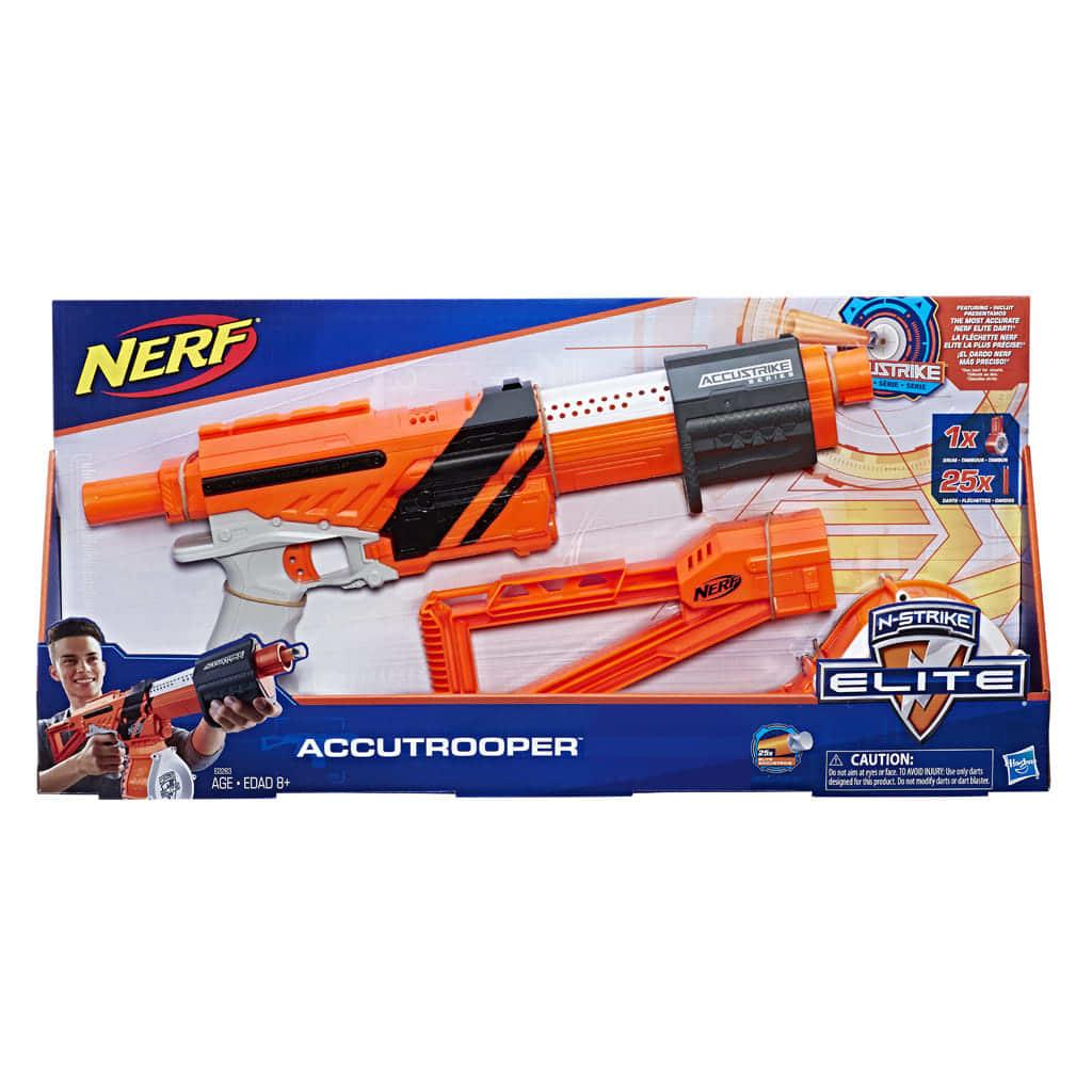Nerf N-Strike Elite Battery Trooper Blaster mit 25 Darts