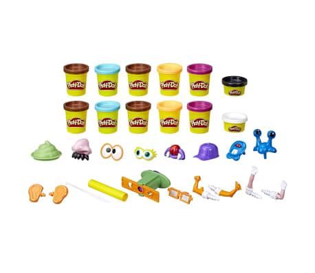 Play-Doh Ensemble de jeu en argile Poop Troop[1/7]