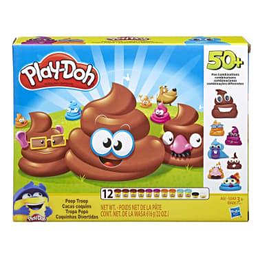 Play-Doh Ensemble de jeu en argile Poop Troop[7/7]