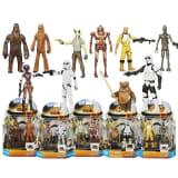 Rebels Star Wars 2 Verschiedene Figuren