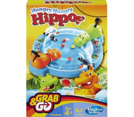 Hungry Hungry Hippos Grab & Go, Matkapeli